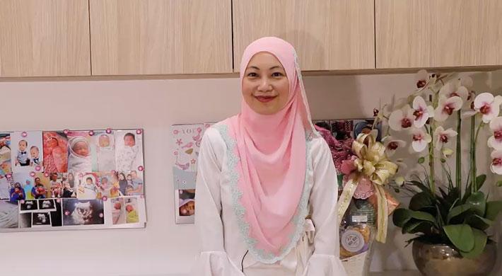 Dr. Natasha Ain Memberikan Tips Ikhtiar Untuk Hamil